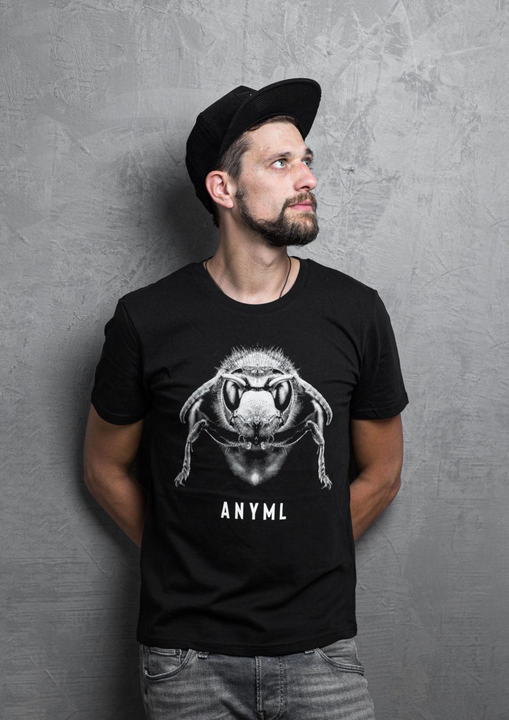 ANYML Shirt - Vespa crabro | Hornisse