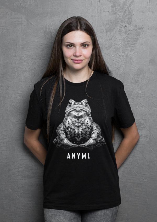 ANYML Shirt - Bufo bufo | Kröte