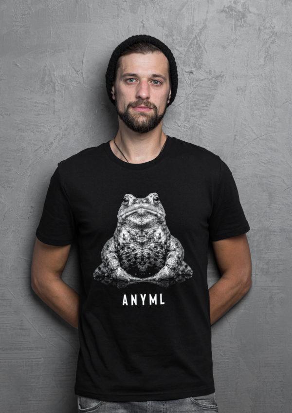 ANYML Shirt - Bufo bufo | Kröte 2